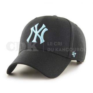 CAP MLB NEW YORK YANKEES MVP SNAPBACK BLACK BLUE
