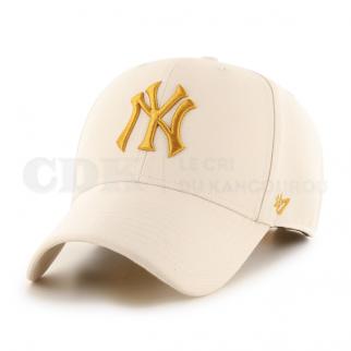 CAP MLB NEW YORK YANKEES MVP SNAPBACK NATURAL
