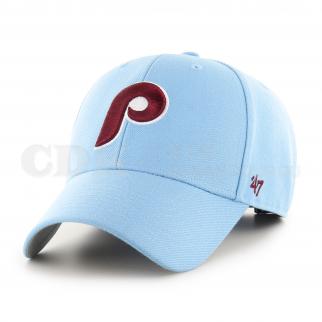 CAP MLB PHILADELPHIA PHILLIES COOPERSTOWN MVP COLUMBIA