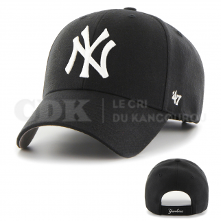 CAP MLB NEW YORK YANKEES MVP YOUTH BLACK