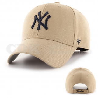 CAP MLB NEW YORK YANKEES MVP KHAKI