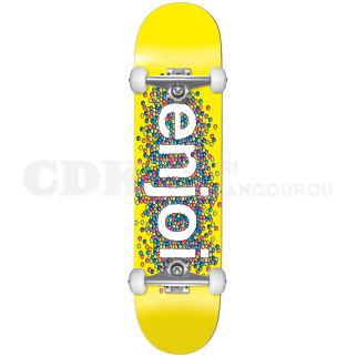 COMPLETE 8.25 X 32 CANDY COATED YELLOW