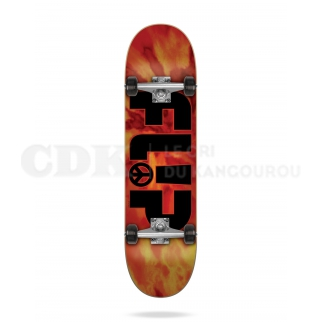 Odyssey Peace Red 8.0