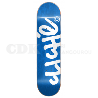 DECK HANDWRITTEN RHM BLUE WHITE 8.25 X 31.9