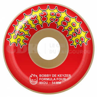 F4 99D Keyzer 2 Stroke Red 54mm