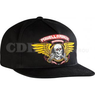 Cap Winged Ripper Black