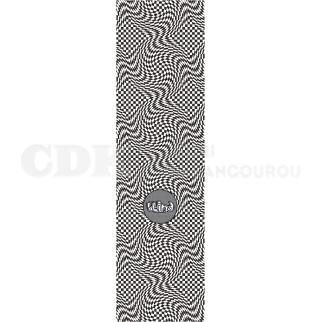 Grip Plaque Warped OG Black White 9 x 33