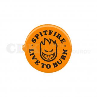 Porte Monnaie Coin Pouch LTB Big Head Orange