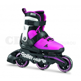 Microblade Girl 3WD 2020 Violet / Blanc