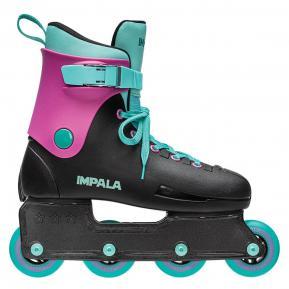 Impala Inline skate  Black/Berry