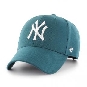 47 CAP MLB NEW YORK YANKEES MVP SNAPBACK RATTLE GREEN