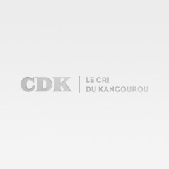 Pack Guidon CDK Std Noir