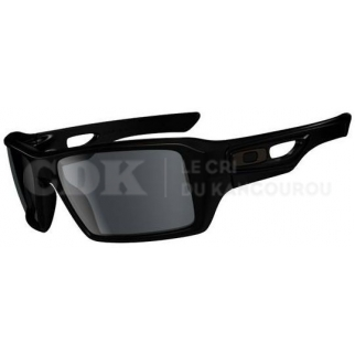 Eyepatch Polished Black