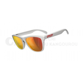 Frogskins Polished White