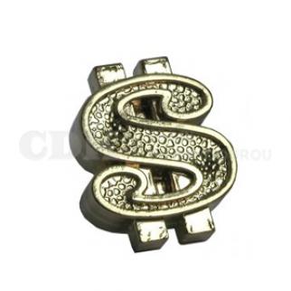Bouchon de valve Dollar doré