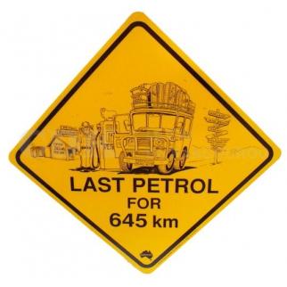 last petrol