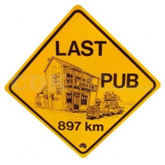 last pub