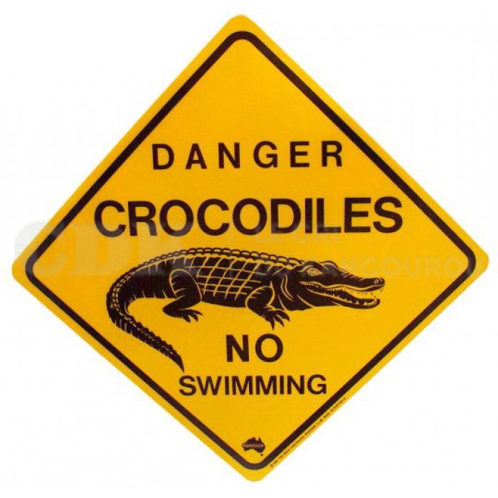 Cuộc sống ở Úc và những tấm biển báo